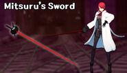 Mitsuru kirijo s sword p4 arena ultimax xps dl by necrocainalx dd1k3dj-pre