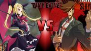 Rachel Alucard vs Slayer