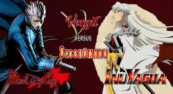 Vergil versus Sesshomaru
