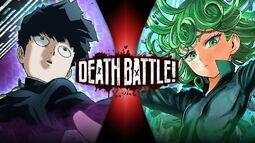 (N) Mob VS Tatsumaki