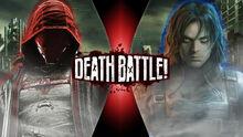 Death Battle Winter Soldier vs Red Hood