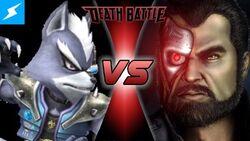 Wolf VS Kano (Yoshirocks92)