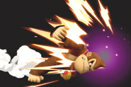 Donkey Kong SSBU Skill Preview Side Special