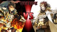 Luca Blight vs. Gangrel