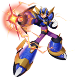 Mega Man X (Ultimate Armor)