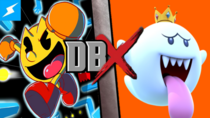 Pac-Man vs King Boo OMM