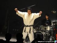 Segata Sanshiro - Segata Sanshiro crashes a Sega Sound Concert