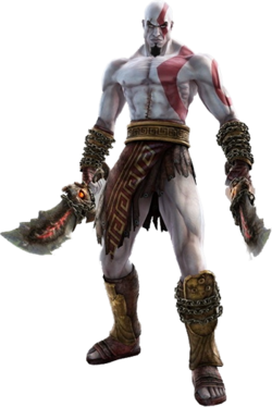Kratos-gow greek