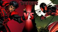 Superboy vs. Scarlet Spider