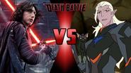 Kylo Ren vs. Lotor