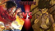 Monkey D. Luffy vs Gon Freecss