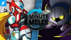 One Minute Melee Zero vs. Meta Knight
