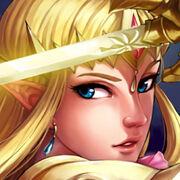 DB character Zelda