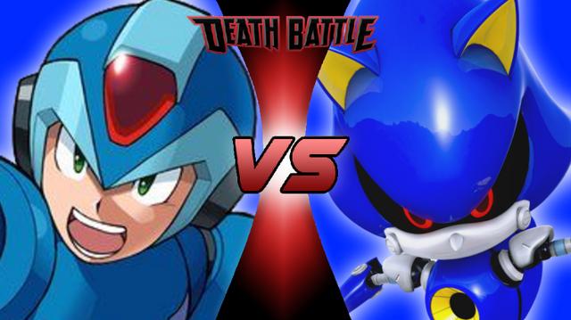 File:X vs Metal Sonic.png