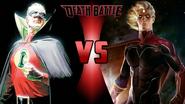 Alan Scott vs. Adam Warlock