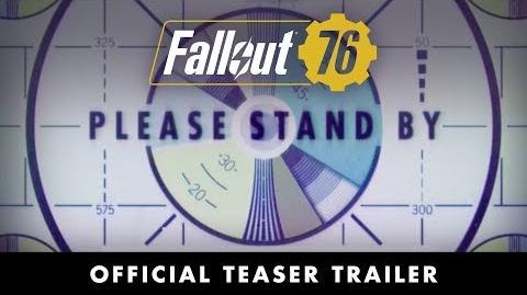 Fallout 76 – Official Teaser Trailer-2