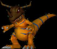Greymon(3D Model)