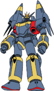 Gunbuster, the Combined Buster Machine