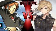 Yosuke Hanamura vs. Prompto Argentum