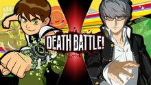 Death Battle Ben Tennyson vs Yu Narukami