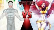 Kyle Rayner vs. Jean Grey