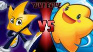 Ristar vs. Starfy