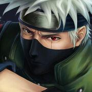 DB character Kakashi