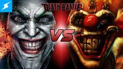 Joker VS Sweet Tooth (ScrewAttack)