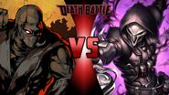 Noob Saibot vs. Reaper