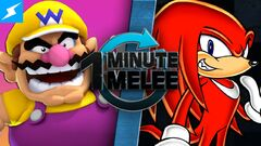 OMM Wario VS Knuckles