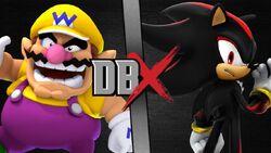 Wario VS Shadow (DBX)