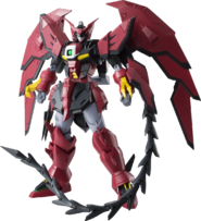 Moble Suit Gundam Wing - Gundam Epyon as an Action Figure