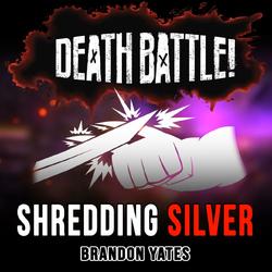 Shredding Silver Album Cover