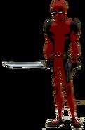 Deadpool (Deadpool VS The Mask) Render