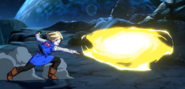 DBFZ Android18 DestructoDisc