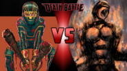 Kick-Ass vs. Mumen Rider