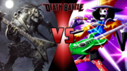 Lord Raptor vs. Brook