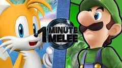 OMM Luigi VS Tails
