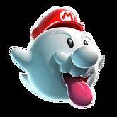 20130507112811!Boo Mario Super Mario Galaxy 2