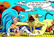 Felicia vs taokaka no death battle by mothralina95 d9n7p82-pre