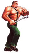 Final Fight - Mike Haggar