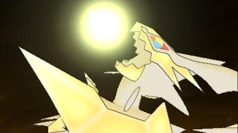 The Power of Ultra Necrozma Revealed in Pokémon Ultra Sun and Pokémon Ultra Moon!
