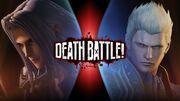 Sephiroth VS Vergil (Official)