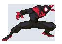 Spider-Man Morales Sprite