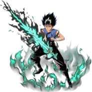 Sword of the Darkness Flame