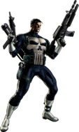The punisher render by agusyoutube by agusyoutube-d8sslp6