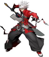 Ragna the Bloodedge png