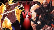 Wrath vs Solidus Snake