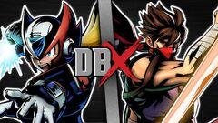 Zero VS Strider (DBX) new new