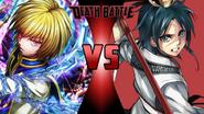 Kurapika vs. Ren Hakuryuu